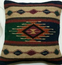 """Southwest Native Style Sofa or Bed Pillow Cover 18in X 18in """"The Santa Fe"""""""