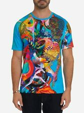 Robert Graham Downshift Limited Edition Body Painting Crystal T Shirt NWT XL