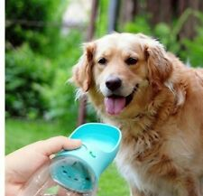 Portable Water Bottle 550 ml For Pet Dog - Cat.