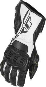 Fly Racing Men's FL-2 Gloves (Black/White) XXL
