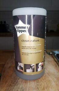 Tommee Tippee Closer to Nature Baby Bottle Food Warmer Flask Compact Travel New