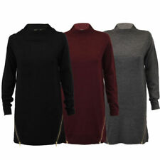 Long Sleeve Heart Regular Size Jumpers & Cardigans for Women
