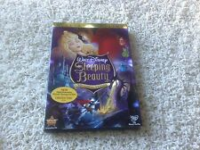 Sleeping Beauty Platinum Edition Walt Disney 50th Anniversary DVD 2 Two Disc Set