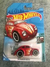2018 HOT WHEELS VOLKSWAGEN BEETLE 4/5 TOONED SERIES COMBINE AND SAVE $$