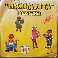 "MASSARA - Margarita Movie play 1979 Spanish 7"" Vinyl 02.1429/3 Ex.Cond FREE POST"