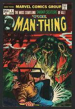 MAN-THING #4, MARVEL COMICS, 1974, VF CONDITION COPY,