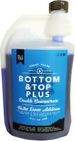 CAMPING TOILET CHEMICAL 1L CARAVAN/ MOTORHOME - OLPRO BOTTOM & TOP PLUS