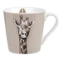 Queens Couture Kingdom Giraffe Bumble Mug 325ml