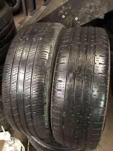 X2 215-65-16 Continetial + Kumho 3mm Free Fitting Or Post