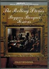 THE ROLLING STONES  Beggars Banquet Sessions  Goldplate PRESS 2×DVD+1×CD *F/S