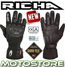 Knuckles Textile All Soft Armour Motorcycle Gloves