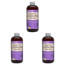 3X MRM ACETYL L-CARNITINE AMINO ACID VEGAN SUPPORTS ALERTNESS AND MENTAL FOCUS
