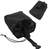 Tactical Foldable Magazine Mag Drop Dump Pouch Molle Belt Military Belt Ammo Bag