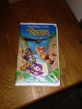 NEW!  The Rescuers Down Under (VHS, 1991) Walt Disney Classic - Black Diamond