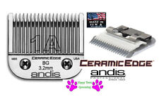 "ANDIS CERAMICEDGE A5 HAIR STYLIST Barber Clipper Blade # 1A Cut 1/8""/3.2mm"