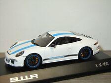 Porsche 911 991 R Coupe - Spark 1:43 in Box 1/400pcs *34045