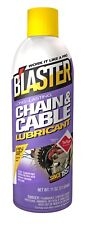CHAIN & CABLE LUBRICANT Lube Oil Spray w/ Teflon ptfe bike wench B'LASTER 16-CCL