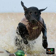 AVERY GREENHEAD GEAR GHG STANDARD NEOPRENE DOG PARKA VEST MARSHGRASS CAMO 3XL