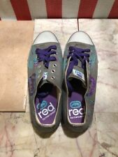 Red By Marceckō Women's Casual Shoes Size US 8 EUR 38 Purple/Grey (26481)
