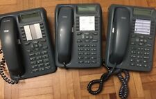 3 TÉLÉPHONES  PRO FIXE NORTEL  AASTRA / MATRA M740 E