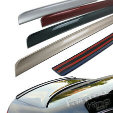 Audi A4 B7 4DR Trunk Lip Spoiler 05 07 08 LY7G Painted