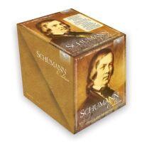 SCHUMANN-EDITION 45 CD NEU ROBERT SCHUMANN