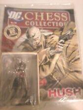 Eaglemoss DC Chess Collection  #19 Hush (NEW)