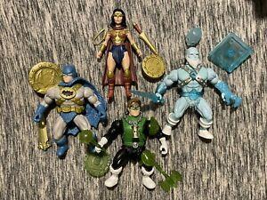 Funko - DC Comics -( Primal Age Figure Lot Of 4 )- Nice! Batman