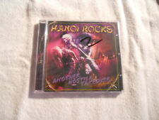 "Hanoi Rocks ""Another hostile takeover"" 2005 cd Demolition records New Sealed"