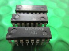 MC14554CP, Vintage Motorola IC, 1975. UK STOCK. **2 PER SALE**