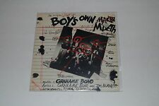 The Boys Own McBeth - Grahame Bond - Jim Burnett - Rory O'Donoghue FAST SHIPPING
