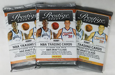 2009 Panini Prestige Basketball NBA - Set of 3 - Sealed Hobby Packs