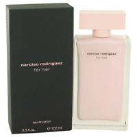 Narciso Rodriguez Eau De Parfum Spray 100ml Womens Perfume