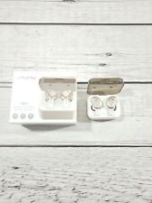 Wireless Earbuds, AMORNO True Bluetooth Headphones in-Ear Deep Bass Noise Cancel