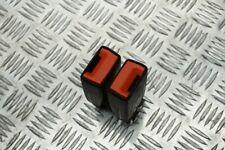 FORD FOCUS MK3 REAR SEATS TWIN/DOUBLE BELT BUCKLE 2011-2015 DG12