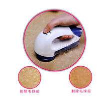 Universal Electric Sweater Clothes Lint Pill Fluff Remover Fabrics Fuzz Shaver