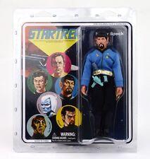 "Diamond Select Toys-Star Trek - 8"" Retro Cloth Mirror Spock Action Figure"