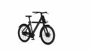 VanMoof X3 Electric Bike Unisex - Dark (Brand new box bit damaged)