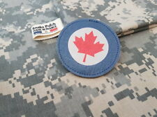 SNAKE PATCH - ROYAL CANADIAN AIR FORCE RCAF - COCARDE CANADA pilot flightsuit