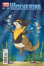 Wolverine #1 (Vol 6) Katie Cook Animal Variant Cover VFN