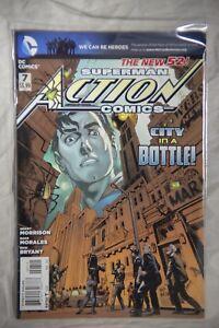 DC Comics Superman Action Comics (The New 52) Issue#7