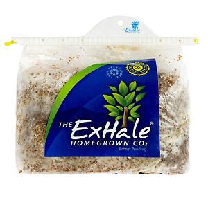 NEW Exhale Reg CO2 Standard Bag Mushroom Homegrown Natural CO2 Generator Grow