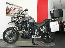 2015 '15 Triumph Tiger 1200 Explorer ABS. Only 4,783 Miles. Full Luggage. £9,195