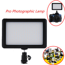 PAD192 LED Video Lighting Photographic Lamp Continuous Light Panel 6000K SM