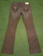 **WOW!!! *PRE-OWNED! Women TRUE RELIGION BECKY CUT JEANS IN A SIZE 28