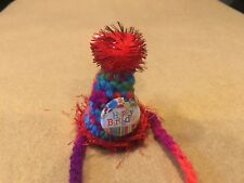 Semi-Annual Sale - Yeah! - Small Pet Birthday Hat - Adorable