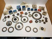 Lot of Assorted Koyo, NTN Bearing SKF AN Series Bearing Lock Nuts  Free Shipping