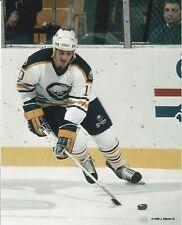 Dale Hawerchuk Buffalo Sabres NHL 8x10 Photo