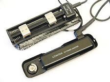 Contax 137 Adaptador de corriente y Power Pack. Stock no u4932