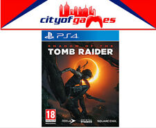 Shadow of the Tomb Raider PS4 Game Brand New & Sealed Pre Order